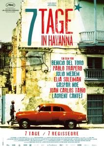 7 Tage in Havanna (Benicio del Toro u.a.)
